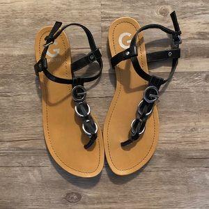 Womens Guess Sandals